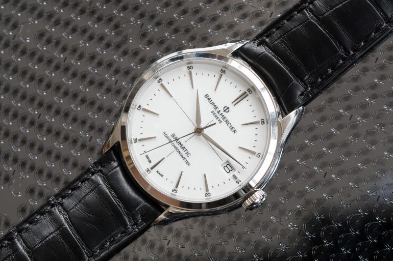 A Week On The Wrist: The Baume & Mercier Clifton Baumatic COSC