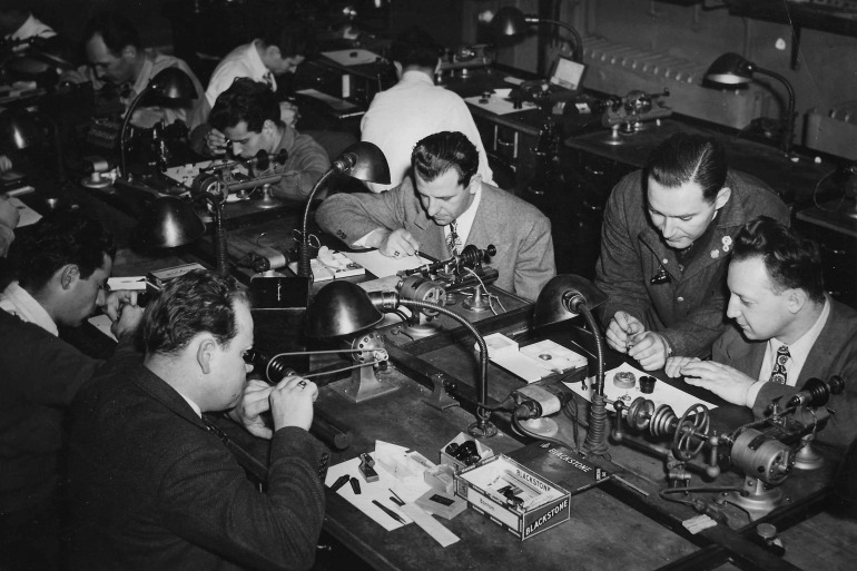 Announcements: The Horological Society Of New York Expands Its Henry B. Fried Scholarship For American Watchmaking