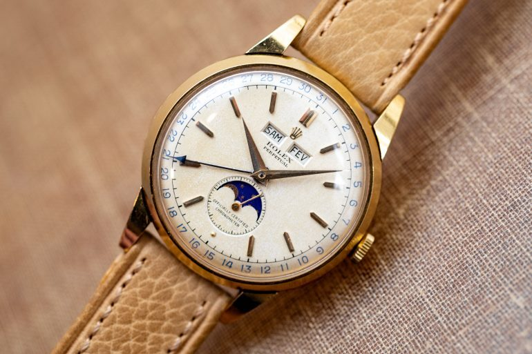 Auctions: Christie's Brings The Loot At May's Geneva Rare Watches Auction