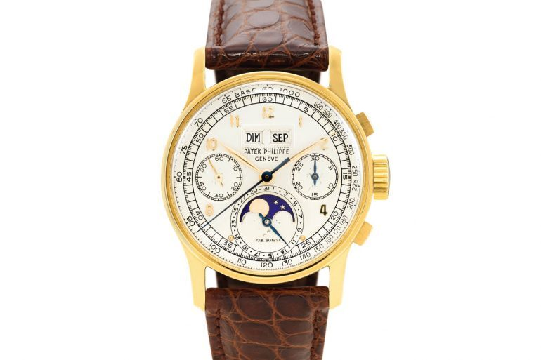 Auctions: Four Dark Horses (And One Superstar) At Sotheby's Geneva 'Important Watches' Auction