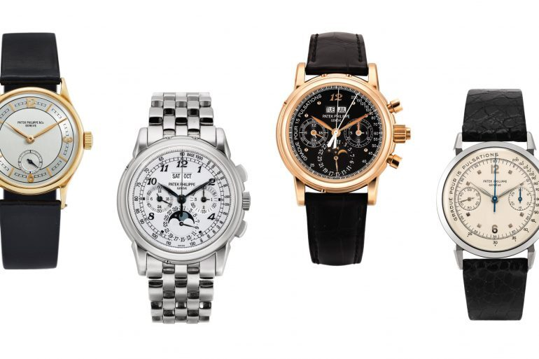 Auctions: Four Totally Bonkers Patek Philippe Watches From Sotheby's April 2 Hong Kong Sale