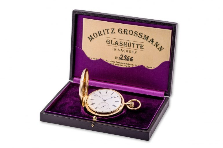 Auctions: Moritz Grossmann Marks Its 10th Anniversary With Sale Of 24 Unique Pieces At Christie's