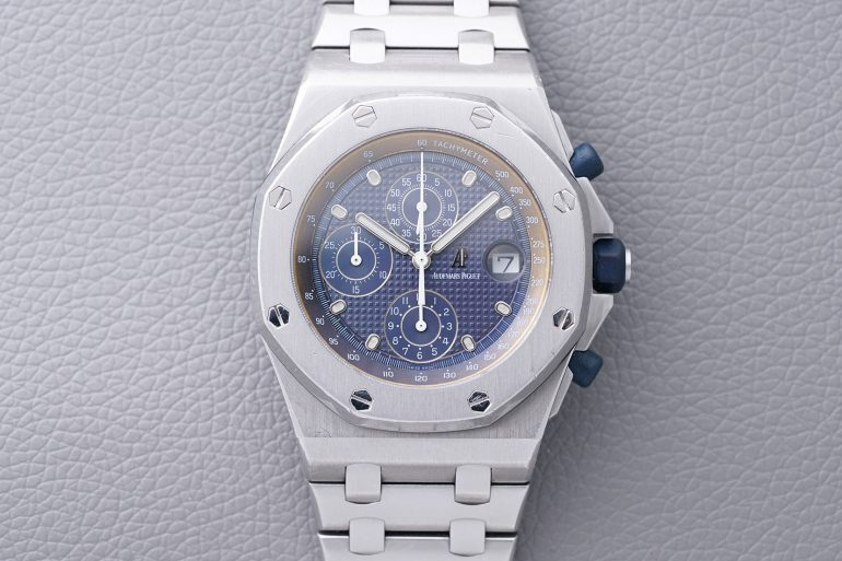 Auctions: Phillips Is Selling An Original Audemars Piguet Royal Oak Offshore Owned By The Man Who Designed It