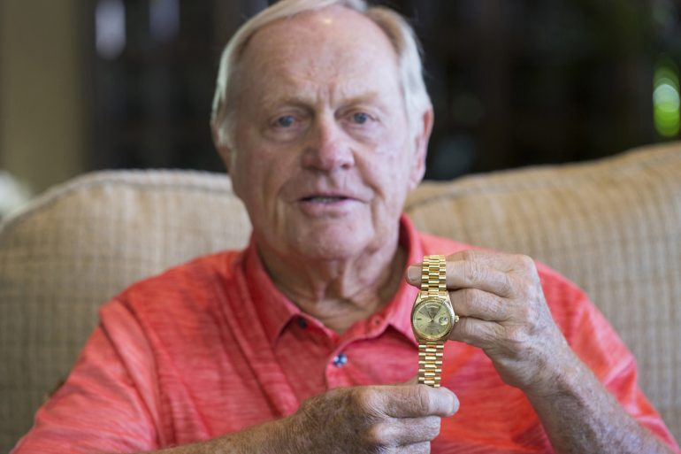 Auctions: Phillips To Sell Jack Nicklaus's Rolex Day-Date Ref. 1803