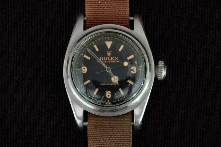 Auctions: Rolex Submariner Sells For Over $1,000,000, Becoming The Most Expensive Sub Ever