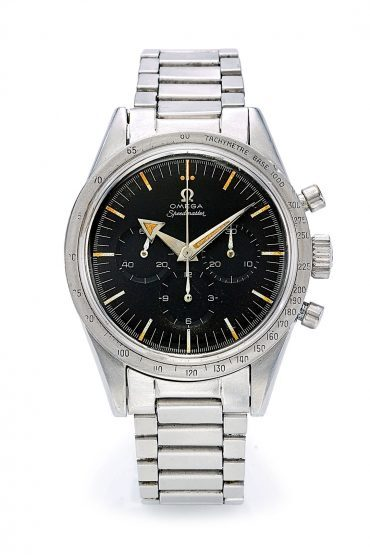 Auctions: Sotheby's Announces Apollo 11 50th Anniversary Sale (Rare Speedmasters!)
