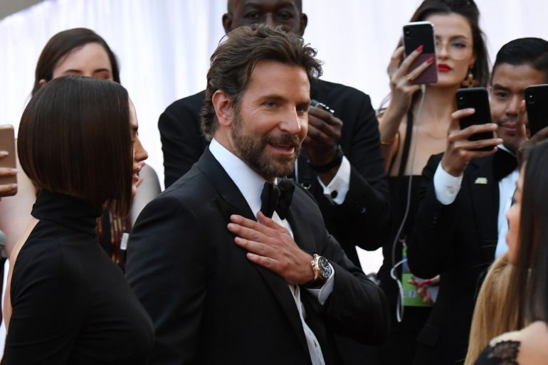 Auctions: Sotheby's Is Selling The Unique IWC Big Pilot Bradley Cooper Wore To The 2019 Academy Awards
