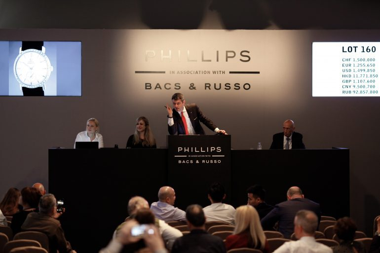 Auctions: What We Learned From The May 2018 Geneva Auctions