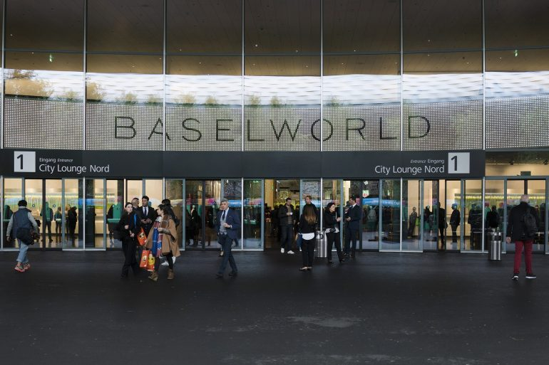 Baselworld 2019: Follow Along With The Entire  Team