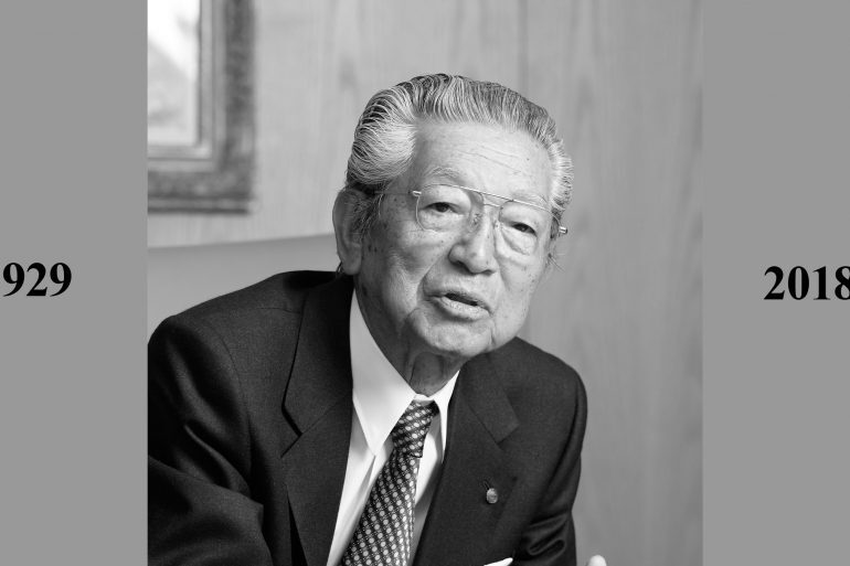 Breaking News: Kazuo Kashio, Co-Founder And Pioneering CEO Of Casio Computer Co., Has Passed Away At 89