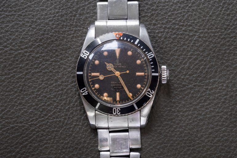 Breaking News: Tudor Big Crown Submariner Sells For $162,500, Becoming The World's Most Expensive Vintage Tudor
