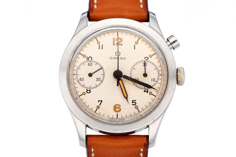 Bring a Loupe: A 1941 Longines Ref. 4366, A 1958 Jaeger-LeCoultre Geophysic Ref. E168, And A 1960 Omega Royal Canadian Navy Chronograph
