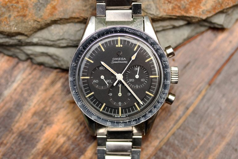 Bring a Loupe: A Breitling Unitime, A Mathey-Tissot Type XX, And An Omega Speedmaster 'Ed White'