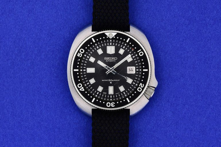 Bring a Loupe: A Diamond-Studded Patek Philippe Ref. 2422, A Tiffany-Signed Rolex Sea-Dweller, And A Seiko Diver Issued By The Swedish Military