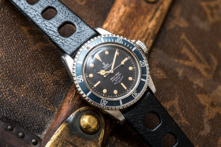 Bring a Loupe: A Patek Philippe Ref. 2526 With Original Bracelet, A Tropical Omega Speedmaster Ref. 2998-1, And A Couple Of Awesome Submariners