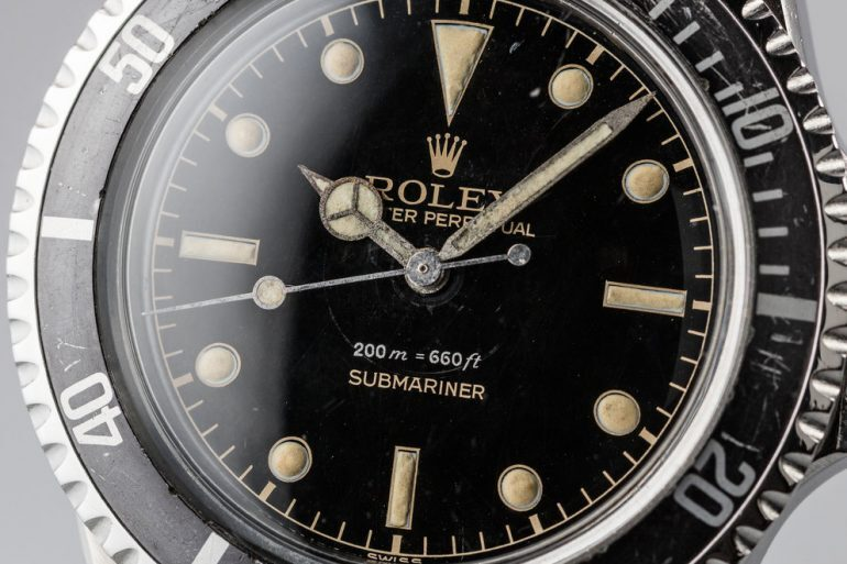 Bring a Loupe: An Affordable Bulova Diver, A Special Rolex Submariner, And A Classic Cartier Santos