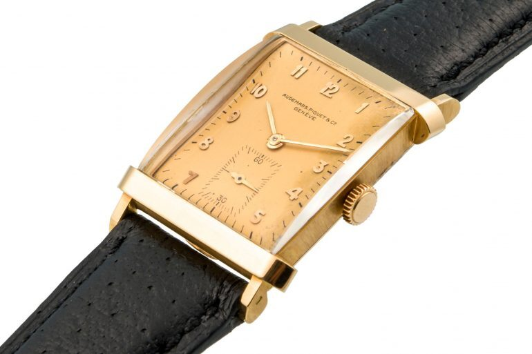Bring a Loupe: An Audemars Piguet 'Top Hat,' A Cyma Multi-Scale Chronograph, And A Two-Tone Jaeger-LeCoultre Reverso