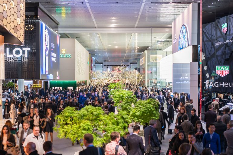 Business News: As Baselworld 2019 Approaches, The Watch Industry's Biggest Show Faces An Uncertain Future