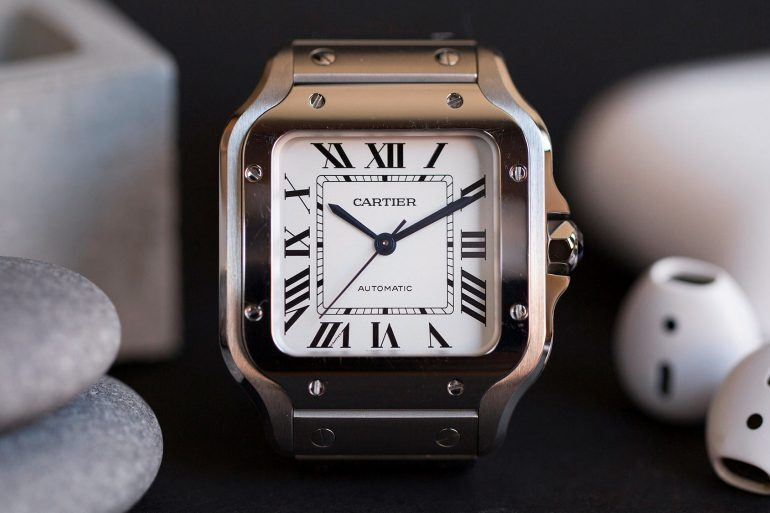 Business News: First-Half Watch Sales Rise At Richemont