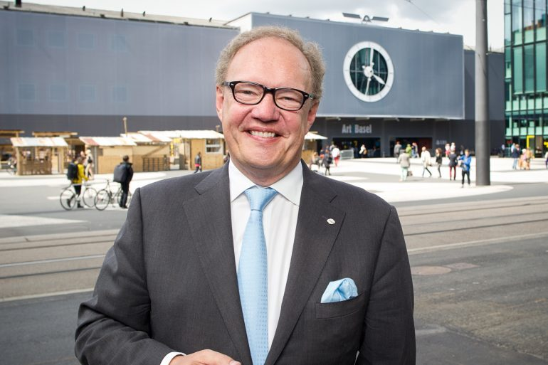 Business News: Hans-Kristian Hoejsgaard Named Interim CEO Of Baselworld Parent Company MCH Group