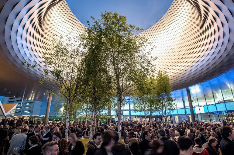 Business News: Head Of Baselworld's Parent Company Is Out Amid Swatch Group Departure
