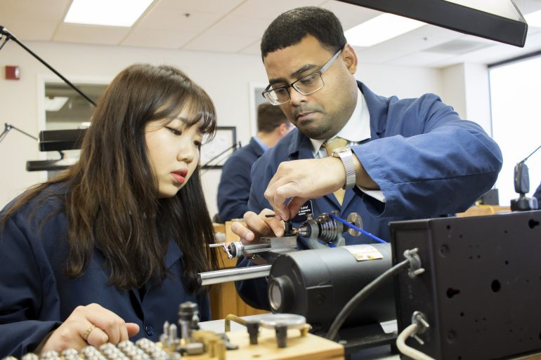 Business News: Oklahoma State University School Of Watchmaking To Close