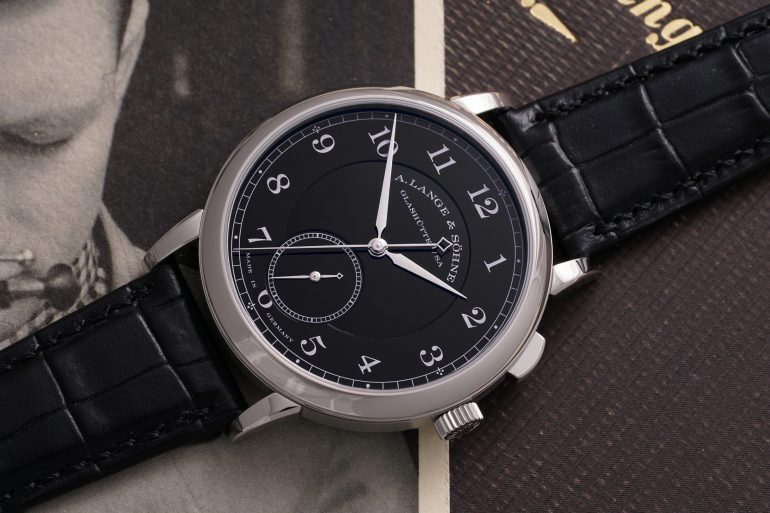 Business News: Phillips To Auction Unique Steel A. Lange & Söhne 1815 'Homage To Walter Lange' For Charity (Live Pics)