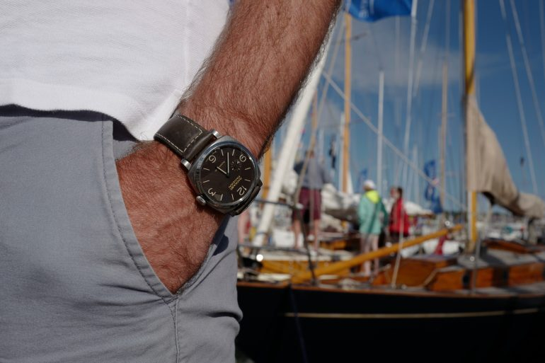 Dispatches: Panerai Launches The Challenger Trophy At British Classic Week