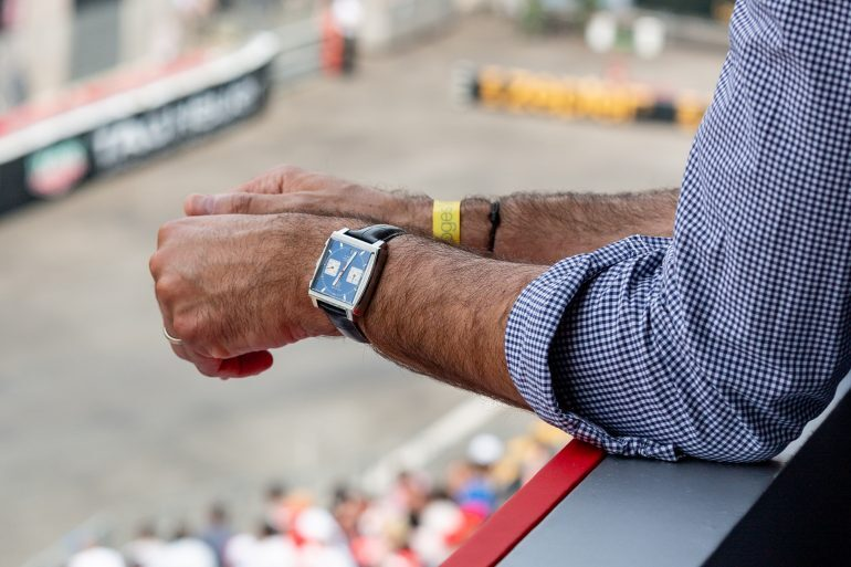 Dispatches: The TAG Heuer Monaco Comes Home For Its 50th Birthday