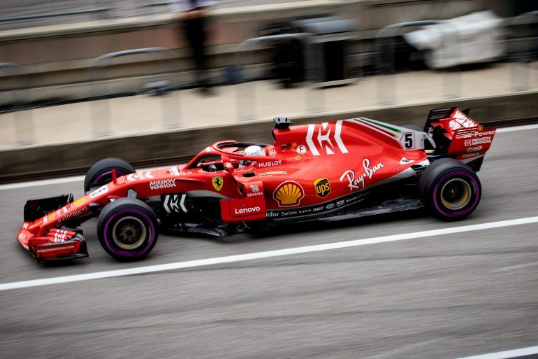 Dispatches: With Rolex At The Formula 1 U.S. Grand Prix In Austin, Texas