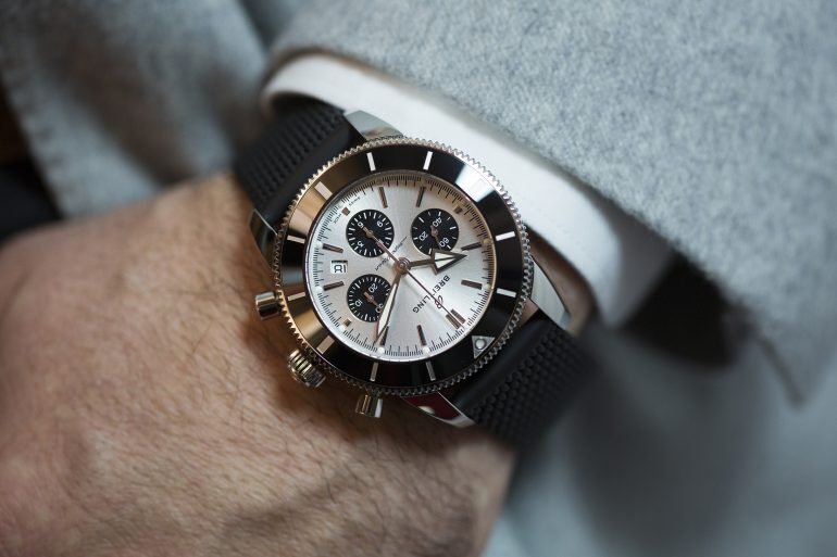 First Take: The Breitling Superocean Heritage II B01 Chronograph 44 (VIDEO)