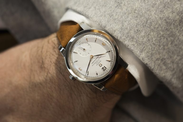 First Take: The Omega Seamaster 1948 Small Seconds (VIDEO)