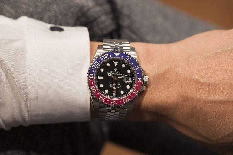 First Take: The Rolex GMT-Master II In Stainless Steel (VIDEO)