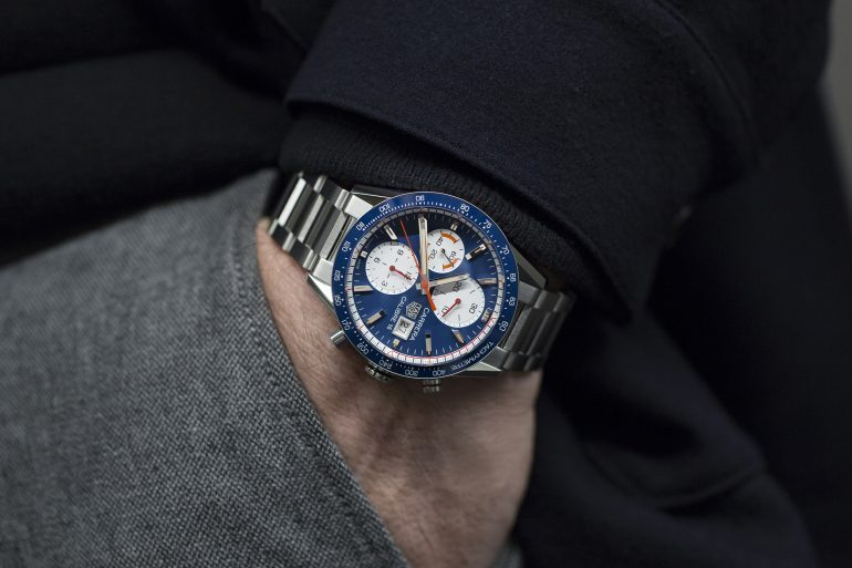 First Take: The TAG Heuer Carrera Calibre 16 Chronograph (VIDEO)