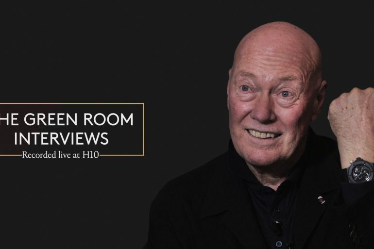 H10: The Green Room Interviews: What Was The First Watch That Had An Impact On You?
