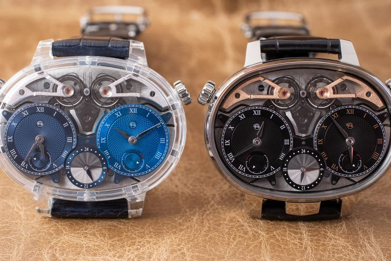 Hands-On: The Armin Strom Masterpiece 1 Dual Time Resonance GMT