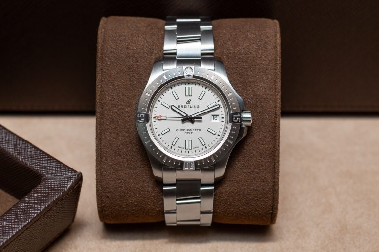 Hands-On: The Breitling Chronomat Colt Automatic 41