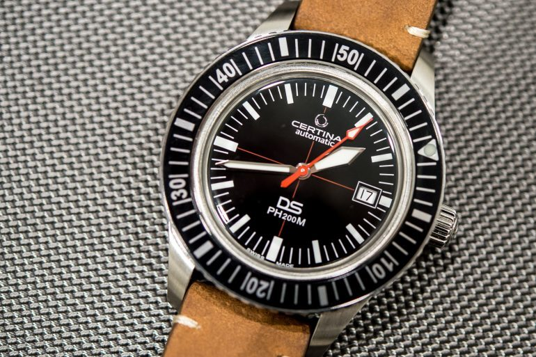 Hands-On: The Certina DS PH200M