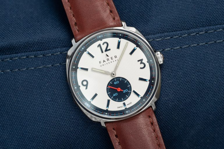 Hands-On: The Farer 37mm Hand-Wound Stanhope