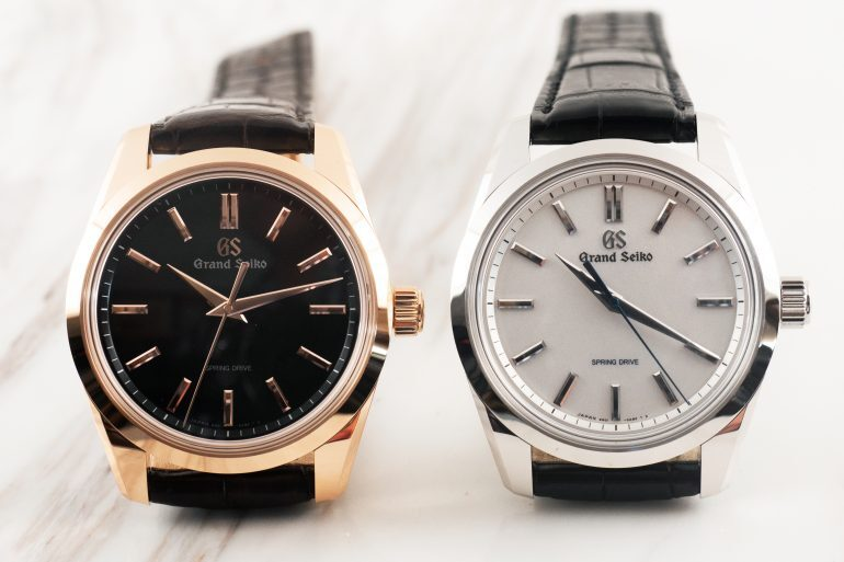 Hands-On: The Grand Seiko Spring Drive 8 Day Power Reserve