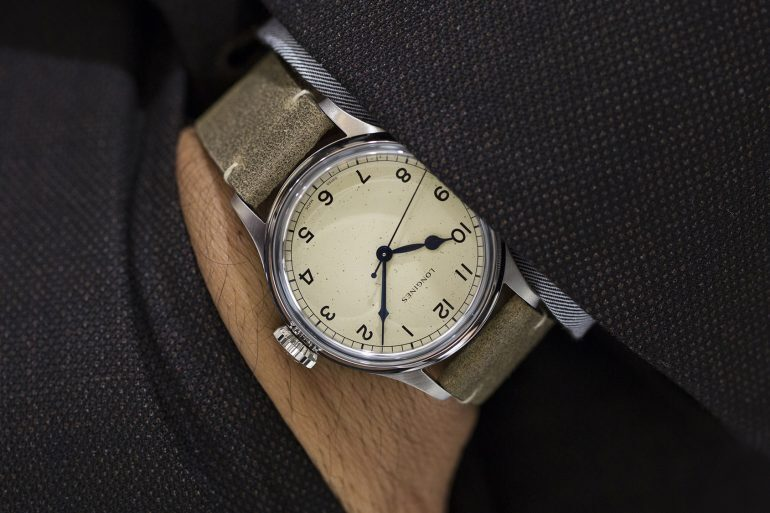 Hands-On: The Longines Military Watch