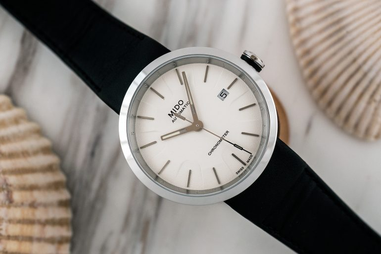 Hands-On: The Mido 'Inspired By Architecture' Limited Edition, Inspired By The Guggenheim Museum