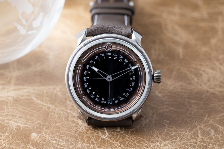Hands-On: The Ming 19.02 Worldtimer