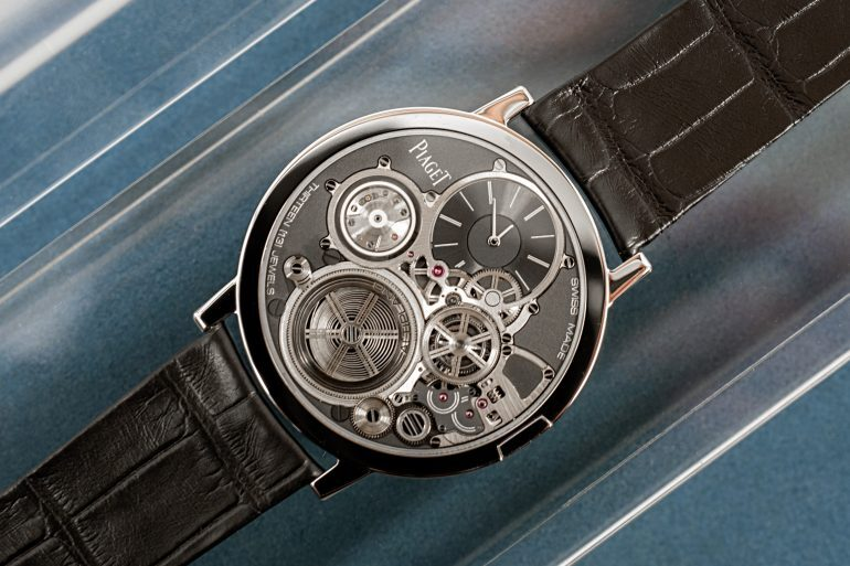 Hands-On: The Record-Setting Piaget Altiplano Ultimate Concept Watch
