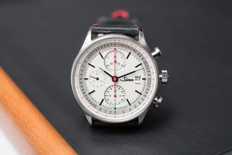 Hands-On: The Sinn 910 SRS Flyback Chronograph