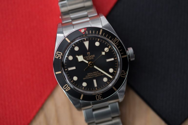 Hands-On: The Tudor Black Bay Fifty-Eight (Live Pics & Thoughts)