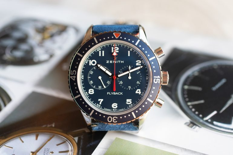 Hands-On: The Zenith Pilot Cronometro Tipo CP-2 USA Edition, In Partnership With The Wounded Warrior Project