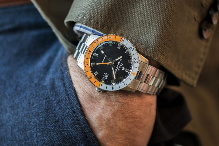 Hands-On: The Zodiac Aerospace GMT Limited Edition