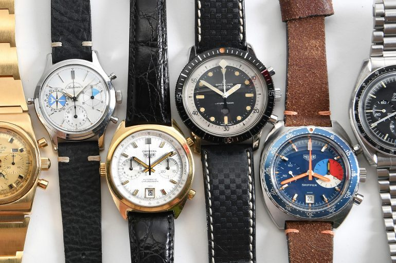 Happenings: 'Chronographs As Tools' Exhibition At The National Watch & Clock Museum