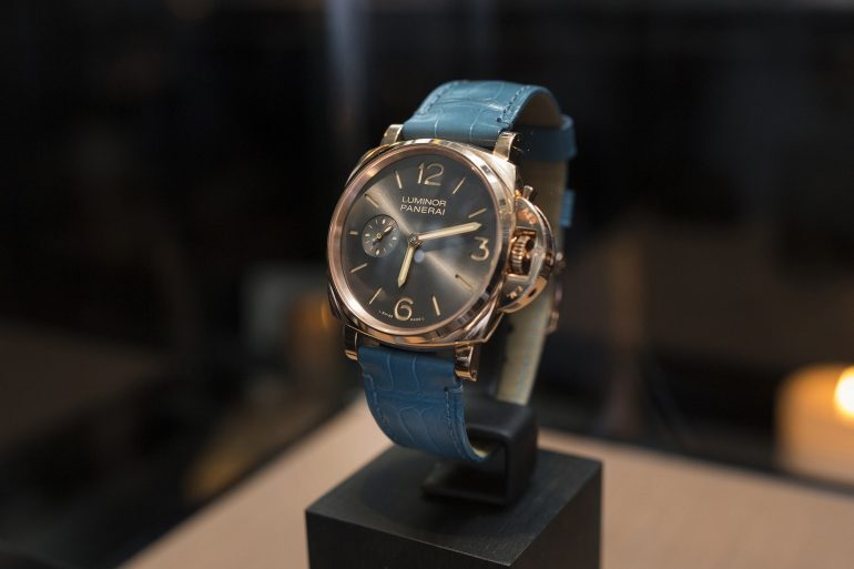 Happenings: Join Us In Los Angeles To Celebrate Panerai's Newest Collections